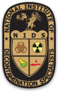 National Institute Of Decontamination Specialists Certified BioRecovery Technicians